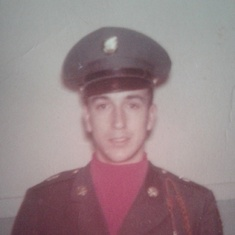 Your daddy ( John's daddy ) when he was in the army