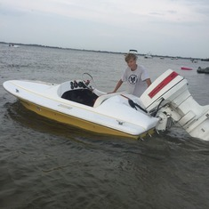 One of Johns favorites. GW invader!  T3 and 1970 GW invader race boat with foot peddle and stabilizers.  DeLisi Style!!!