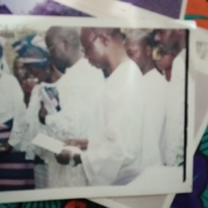 At Mummy's Funeral in 2002
