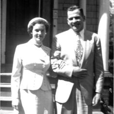 Marriage To Betty Dempsey