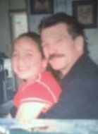 Me & My Father; Rest In Peace Dad.