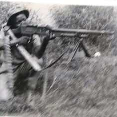 Training to defend Nigeria