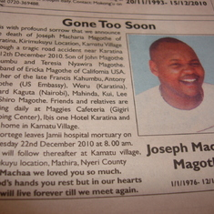 From The Daily Nation Newspaper, Kenya 12/21/10