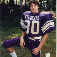 keith in high school football
