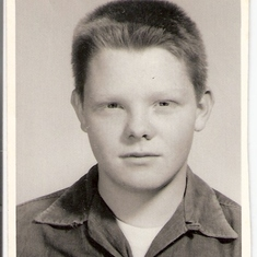 KENNETH LEE ROLPH 1961 13 YEARS OLD