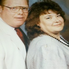 Mom and Dad late 80's I think.