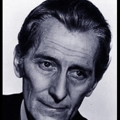The late great Peter Cushing (My best friend)