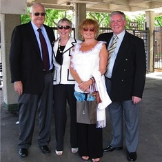 Ken, Kathy, Louise and Murray