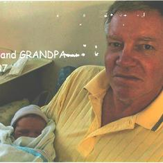 Dad became Grandpa