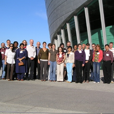 2008, Perth, Australia. IAIA Annual Conference. Pre-conference training course with Larry and Billl