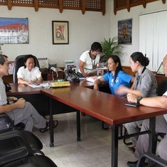 Courtesy call with the local government unit of Kabankalan City