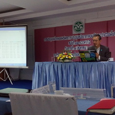 National Workshop on the outcome of Ramsar COP12, Bangkok 2015