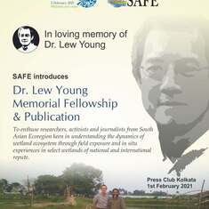 Lew Young Memorial Fellowship