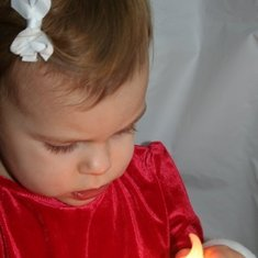 She is our christmas angel <3