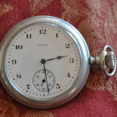 James Fraser Everett Jr's pocket watch (restored)
