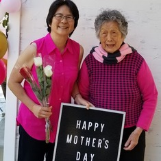 Mother's Day 2019 at CCCM