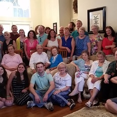 90th Bday Party Florida July 2015