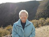 Mom at Yrekka during Margaret Thanksgiving weekend. Good Times