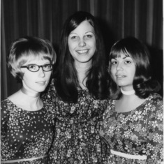 Marilyn, Sheryl and Becky (trio)