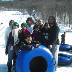 DSCN0016 - Snow Tubing with the family