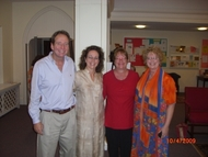 The Hasulak siblings: David, Cathy, Maryann and Laurie.