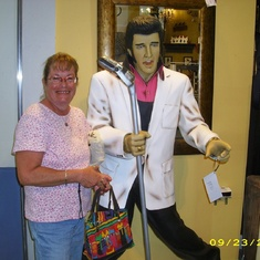 and of course Elvis!