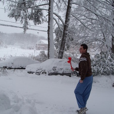 Makin snowballs 2010