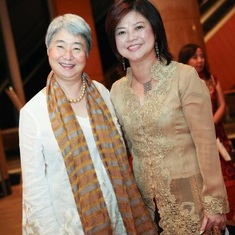 Dr Mei Ling Young, my inspiration.