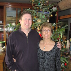 Mike & Gail Mueller - Christmas 2011