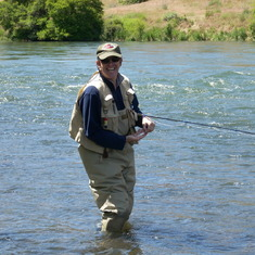 deschutes fishing june 2010