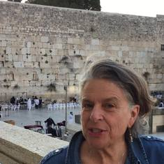 A beautiful tribute video from our dear friend and Israeli tour guide, Hanna Ben Haim.
