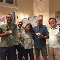 Enjoying our time at the 2017 Chronobiology GRC meeting. Great times!!