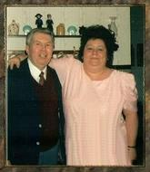 My 2 favorite people in the world, and in Heaven.