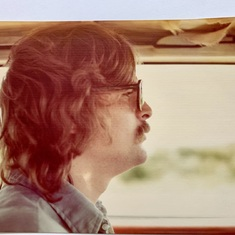 On the road to SF, 1973ish