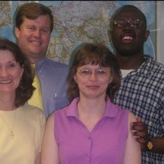 CHS Collegiate Office 2000 - 2004. Amazing times!