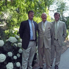 Family Wedding, Swarthmore College 2008