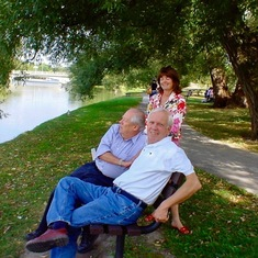 At Stratford on the Avon 2003 wt James Moore