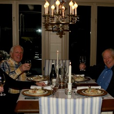 New Years Eve at Bromont wt James 2013