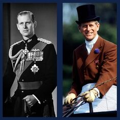 Best Pictures of Prince Philip from Town and Country Magazine