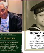 Ramon Marrero memorial website.