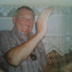 dad the way i remember him..laughing