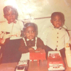 The Jones Brothers: Jesse, Don & Paul