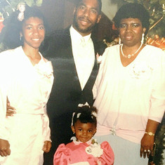 Rev Paul's Family (sister and nieces)