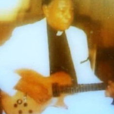 The Late Supt. Noble L. Cooper, Rev. Paul Jones Mother's Uncle