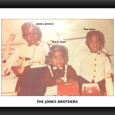 The Jones Brothers