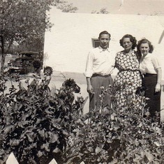 1950 when Mom & Dad married in Las Crusces with Pepa.