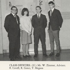 From RHAM 1967 yearbook