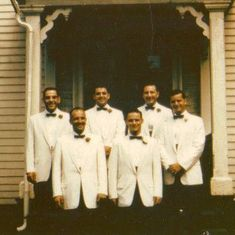 wedding - Richard and Groomsmen