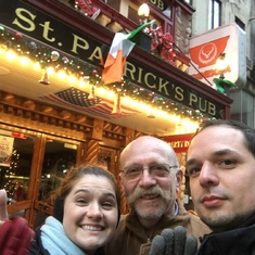 Irish pub @ NYC (Nov 2016)