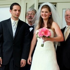 Our family @ John's wedding in Montgomery, Alabama (Aug 2010)